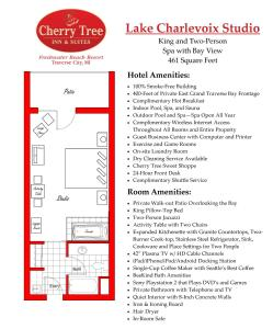 Cherry Tree Inn and Suites, Отели  Traverse City - big - 68
