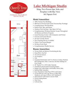 Cherry Tree Inn and Suites, Отели  Traverse City - big - 65