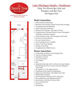 Cherry Tree Inn and Suites, Отели  Traverse City - big - 64