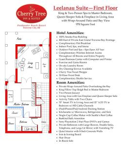 Cherry Tree Inn and Suites, Отели  Traverse City - big - 63