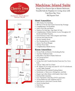 Cherry Tree Inn and Suites, Отели  Traverse City - big - 62