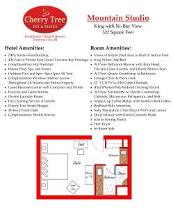 Cherry Tree Inn and Suites, Отели  Traverse City - big - 26