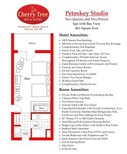 Cherry Tree Inn and Suites, Отели  Traverse City - big - 61