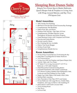 Cherry Tree Inn and Suites, Отели  Traverse City - big - 60