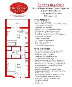 Cherry Tree Inn and Suites, Отели  Traverse City - big - 59