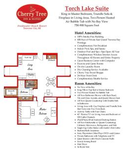Cherry Tree Inn and Suites, Отели  Traverse City - big - 27