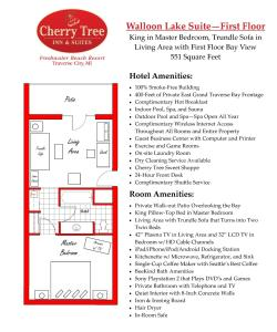 Cherry Tree Inn and Suites, Отели  Traverse City - big - 58