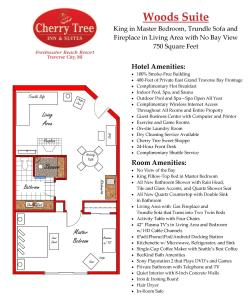 Cherry Tree Inn and Suites, Отели  Traverse City - big - 57