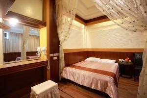 Sun Moon Lake Honeymoon Hotel, Szállodák  Jücsi - big - 11