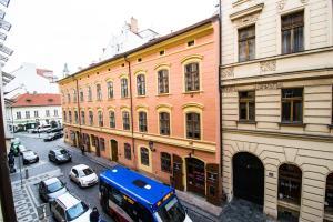 Old Town Rybna Apt by Ruterra, Apartmány  Praha - big - 35
