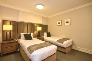 Private Apartments at The Beacon, Apartmanok  Queenstown - big - 24