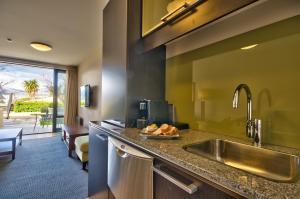 Private Apartments at The Beacon, Apartmanok  Queenstown - big - 165