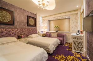 Milan Garden Hotel Hangzhou, Hotely  Chang-čou - big - 11