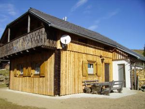 Almhaus Weißmann, Ferienwohnungen  Patergassen - big - 25