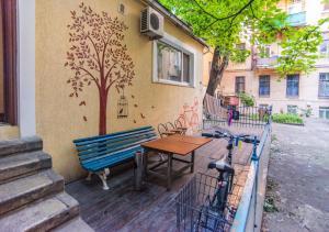 Hostel Berloga, Ostelli  Odessa - big - 23