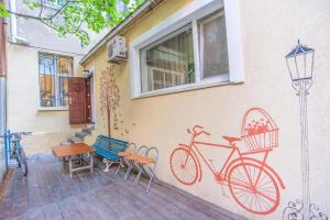 Hostel Berloga, Ostelli  Odessa - big - 22