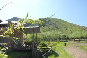 Eco Resort Kara Bulak, Hotel  Alamedin - big - 11