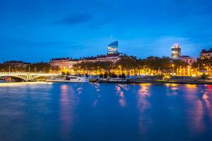 Radisson Blu Hotel, Lyon, Hotely  Lyon - big - 35