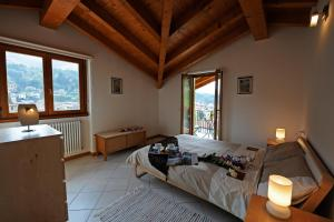 Villetta Katura, Prázdninové domy  Menaggio - big - 7