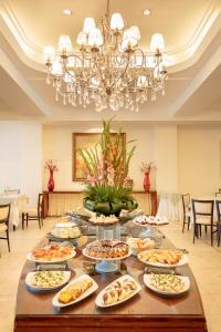 Hotel Iruña, Hotely  Mar del Plata - big - 67