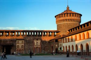 BB Hotels Aparthotel Navigli, Apartmánové hotely  Miláno - big - 50
