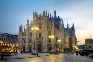 BB Hotels Aparthotel Navigli, Apartmánové hotely  Miláno - big - 51