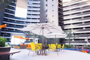 Landscape By Frente Mar, Appartamenti  Fortaleza - big - 93