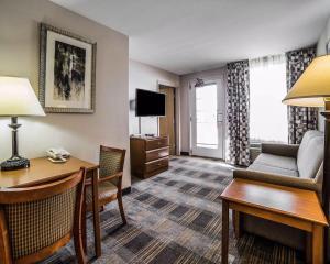 MainStay Suites Casper, Hotels  Casper - big - 10