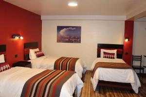 Hotel Tierra Inka Sacred Valley, Szállodák  Ollantaytambo - big - 30
