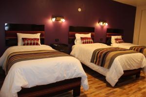 Hotel Tierra Inka Sacred Valley, Szállodák  Ollantaytambo - big - 23
