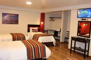Hotel Tierra Inka Sacred Valley, Szállodák  Ollantaytambo - big - 11