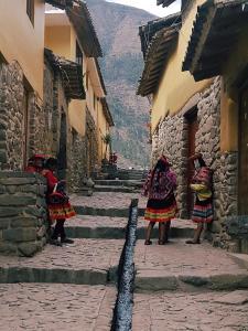 Hotel Tierra Inka Sacred Valley, Szállodák  Ollantaytambo - big - 86