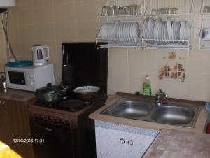 Agrousadba Petry, Apartmanok  Petry - big - 4