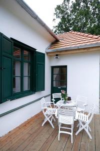 VillabogART, Guest houses  Alsobogát - big - 58