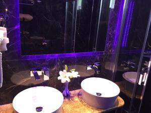 Vergos Hotel, Апарт-отели  Вурвуру - big - 84