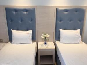 Vergos Hotel, Апарт-отели  Вурвуру - big - 83