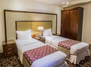 Rest Night Hotel Apartment, Residence  Riyad - big - 86