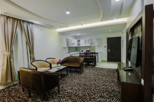 Rest Night Hotel Apartment, Residence  Riyad - big - 82