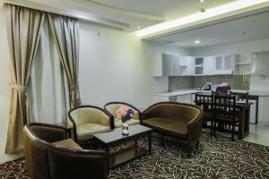 Rest Night Hotel Apartment, Residence  Riyad - big - 80