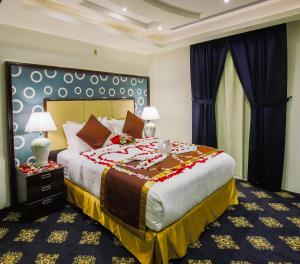 Rest Night Hotel Apartment, Residence  Riyad - big - 79