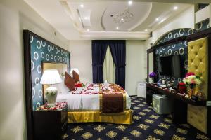 Rest Night Hotel Apartment, Residence  Riyad - big - 78