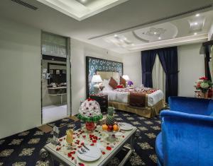 Rest Night Hotel Apartment, Apartmanhotelek  Rijád - big - 129