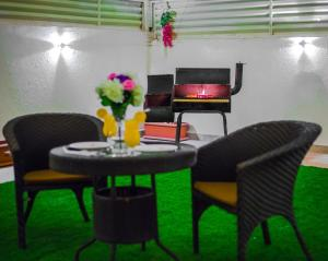 Rest Night Hotel Apartment, Apartmanhotelek  Rijád - big - 132