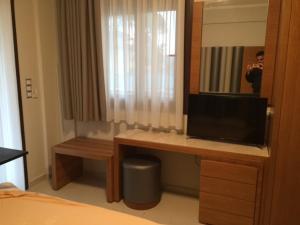 Vergos Hotel, Апарт-отели  Вурвуру - big - 61