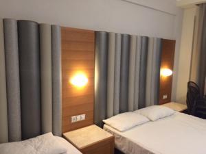 Vergos Hotel, Апарт-отели  Вурвуру - big - 60