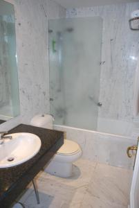 Nuevo Hotel Horus, Hotels  Saragossa - big - 6