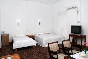 Than Lwin Hotel, Отели  Mawlamyine - big - 10