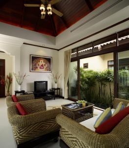 Les Palmares Villas, Курортные отели  Банг Тао Бич - big - 74
