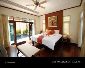 Les Palmares Villas, Курортные отели  Банг Тао Бич - big - 51