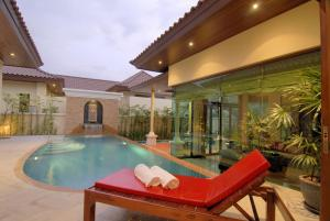 Les Palmares Villas, Курортные отели  Банг Тао Бич - big - 49
